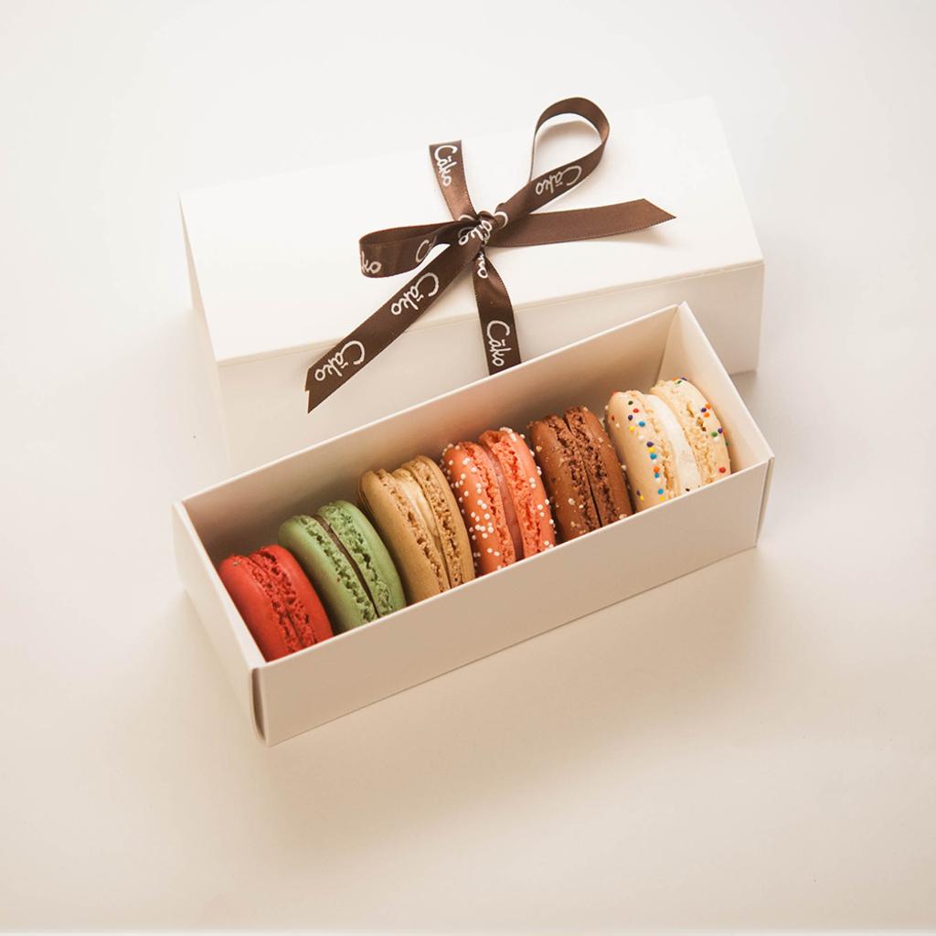 Macaron Gift Box Small Cako